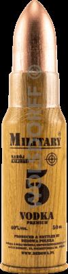Debowa Military Vodka