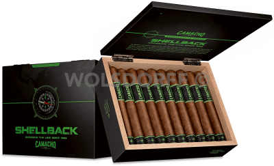 Camacho Brotherhood Series Shellback Toro Limited Edition 2015