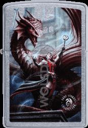Zippo 60003923 #207 Anne Stokes Dragon/Girl