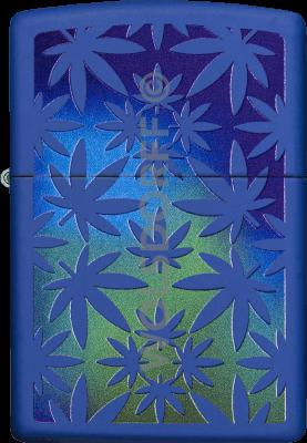 Zippo 60003995 #229 Weed Design