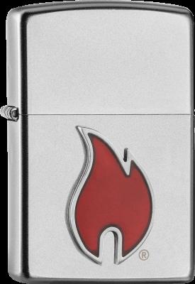 Zippo 2005168 205 Mini Flame Emblem