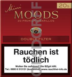 Dannemann Mini Moods Double Filter