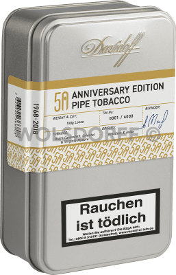 Davidoff 50 Years Limited Edition Pipe Tobacco
