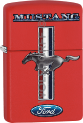 Zippo 60003580 #233 Ford Mustang