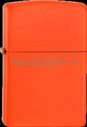 Zippo 60000477 #28888 Neon Orange