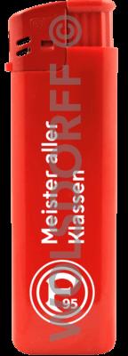 Einwegfeuerzeuge Prestige Fortuna Düsseldorf Sprüche mit Druck