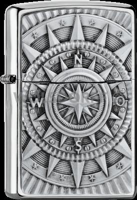 Zippo 2005350 #200 Compass