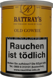 Rattray's British Collection Old Gowrie