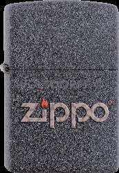 Zippo 60001357 #211 Snakeskin Zippo® Logo