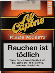 Al Capone Pockets Flame Filter 18er