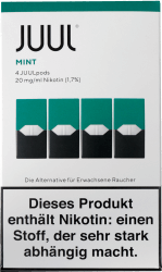 JUUL Pods Mint