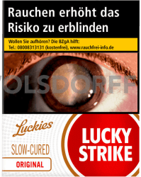 Lucky Strike Red Super (5 x 38)