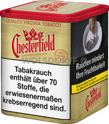 Chesterfield ohne Zusätze Dose 95 g
