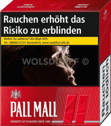 Pall Mall Red XXXL (8 x 31)