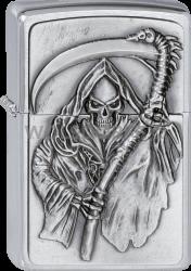 Zippo 2000856 #200 Reapers Curse Emblem