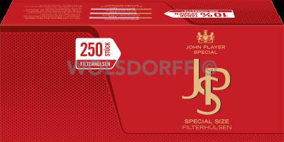 JPS Red Special Hülsen 4 x 250er