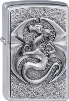 Zippo 2002545 #200 Dragon 3D Anne Stokes Emblem