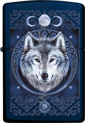 Zippo 60003924 #239 Wolf Anne Stokes Design