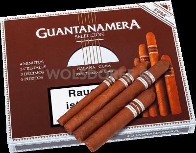 Guantanamera Seleccion Box