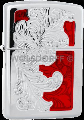 Zippo 24200 Venetian Flourish