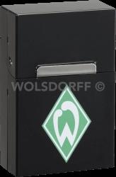AluBox schwarz Werder Bremen