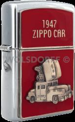 Zippo 310034 Car Red