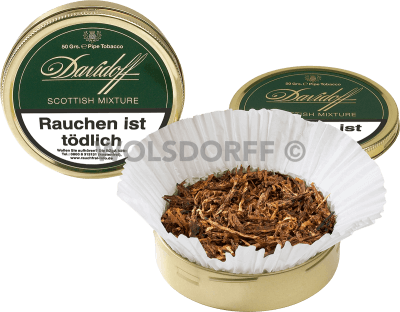 Davidoff Scottish Mixture