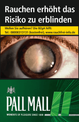 Pall Mall Menthol Original Pack (10 x 20)