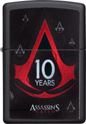 Zippo 60003905 #218 Assasin's Creed® 10 Years