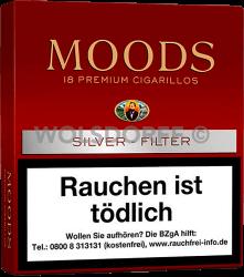 Dannemann Moods Silver 18er