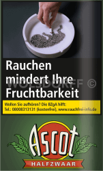 Ascot Halfzwaar Pouch 10 x 31 g