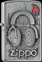 Zippo 2005718 #205 Zippo Headphones