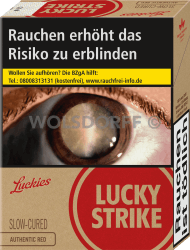 Lucky Strike Authentic Red XL (12 x 21)