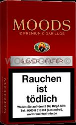 Dannemann Moods Silver 12er