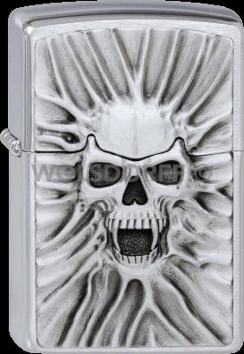 Zippo 1300120 #200 Scream of Sand Emblem