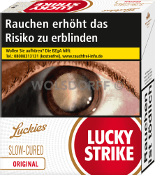 Lucky Strike Red Giga (8 x 33)