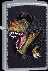 Zippo 60004114 #207 Dinosaur Ripping
