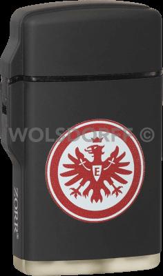 Feuerzeug Rubber Laser schwarz Eintracht Frankfurt