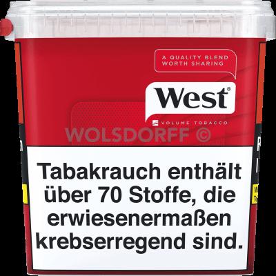 West Red Volume Tobacco Mega Box 280 g