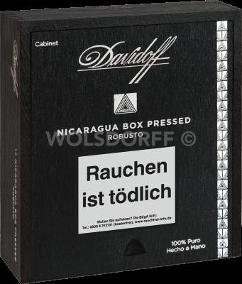 Davidoff Nicaragua Box Pressed Robusto