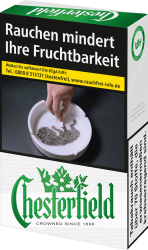 Chesterfield Menthol Original Pack (10 x 20)