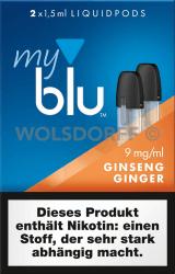 myblu Liquidpod Ginseng Ginger