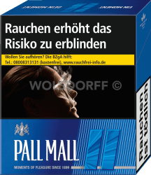 Pall Mall Blue XXXL (8 x 31)