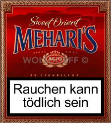 Agio Mehari's Sweet Orient 20er