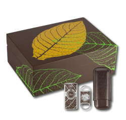 Zino Graphic Leaf Set 4-teilig