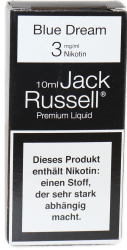 Jack Russell Liquid No4 Blue Dream