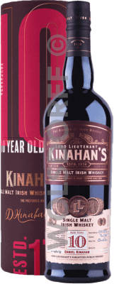 Kinahan's 10 Jahre Single Malt Irish Whiskey