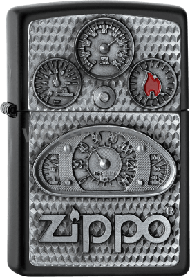 Zippo 2005720 #218 Speedometer