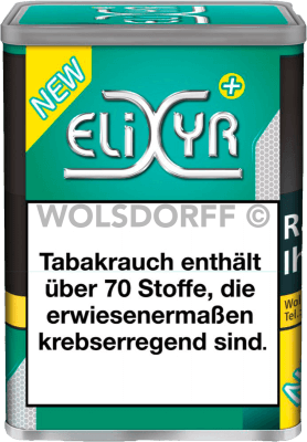 Elixyr Plus Tobacco