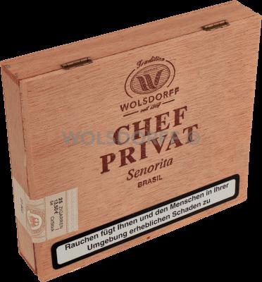 Chef Privat Senorita Brasil